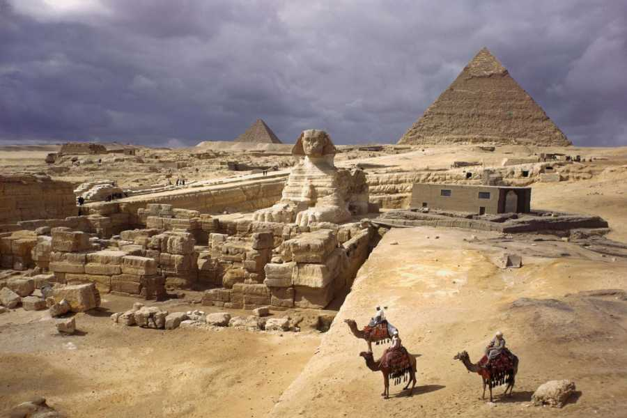 EMO TOURS EGYPT Day Trip to Cairo from Sharm El Sheikh by plane all inclusive