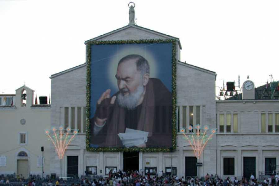 Di Nocera Service Padre Pio Tour