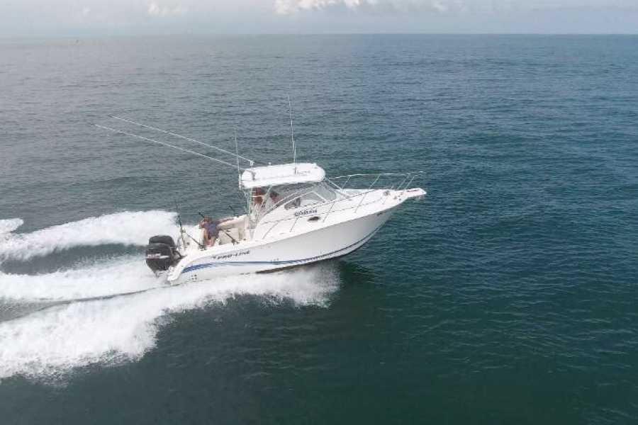 Tour Guanacaste On-Line Offshore Sport Fishing Trip