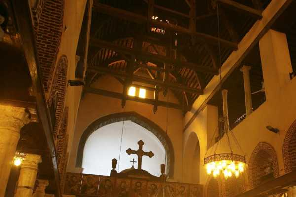 EMO TOURS EGYPT HALF DAY TOUR TO OLD CAIRO VISIT BEN EZRA SYNAGOGUE