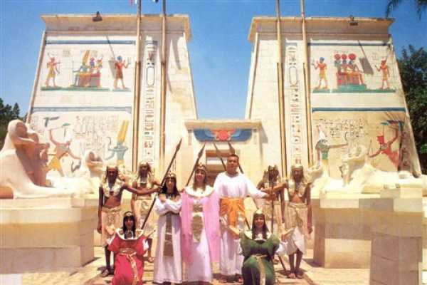 EMO TOURS EGYPT HALF DAY TOUR TO PHARAONIC VILLAGE IN CAIRO