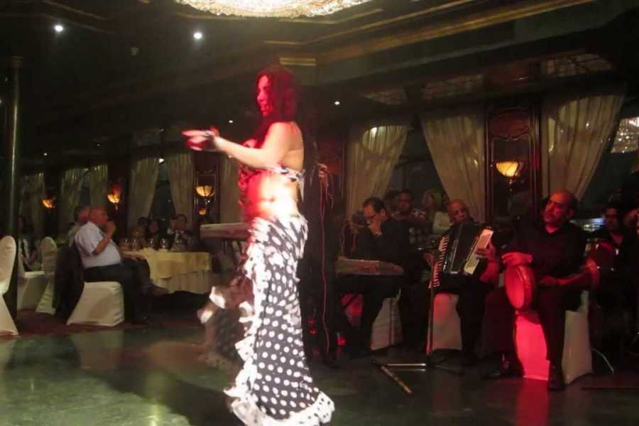 EMO TOURS EGYPT Nile Maxim dinner cruise on the Nile