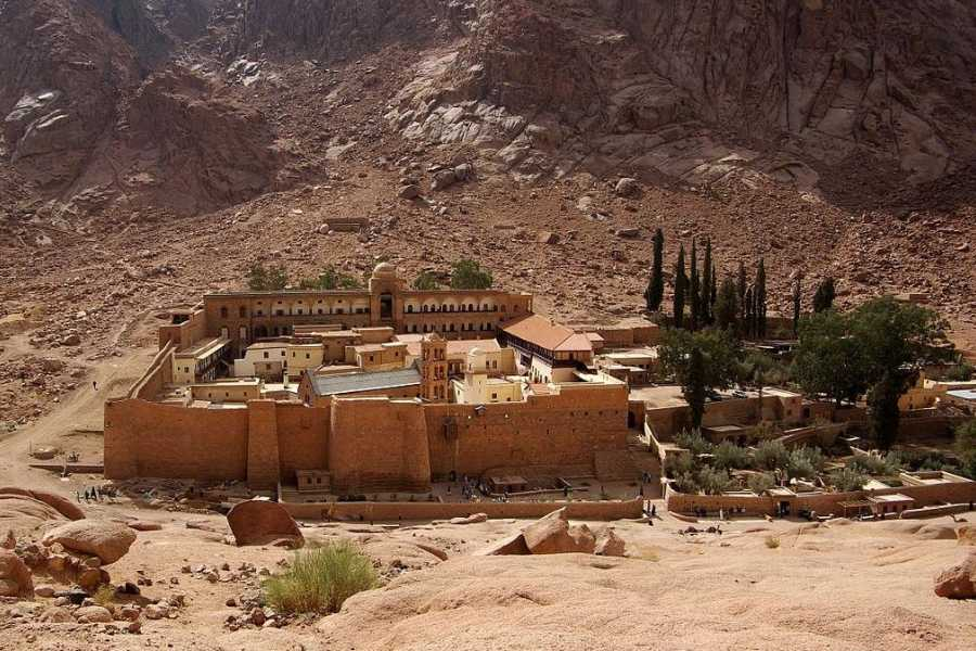 EMO TOURS EGYPT Overnight Trip to Saint Catherine and Mountain Sinai from Cairo