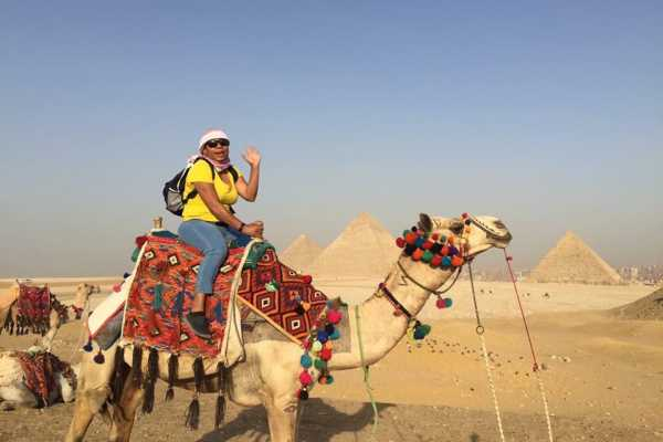 EMO TOURS EGYPT Private DAY TOUR TO GIZA PYRAMIDS,SPHINX WITH ENTRY inside the Great Pyramid