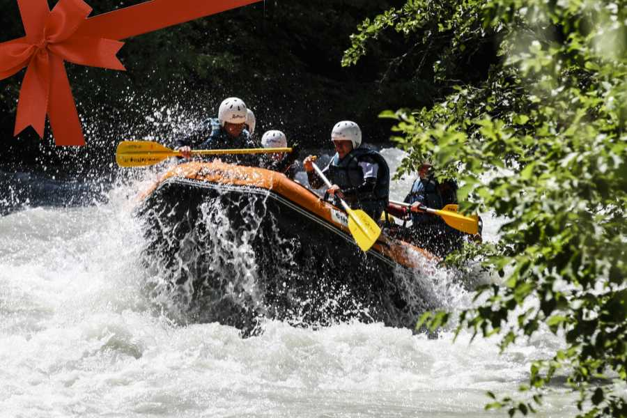 Rafting.it Bon Cadeau Rafting TOP