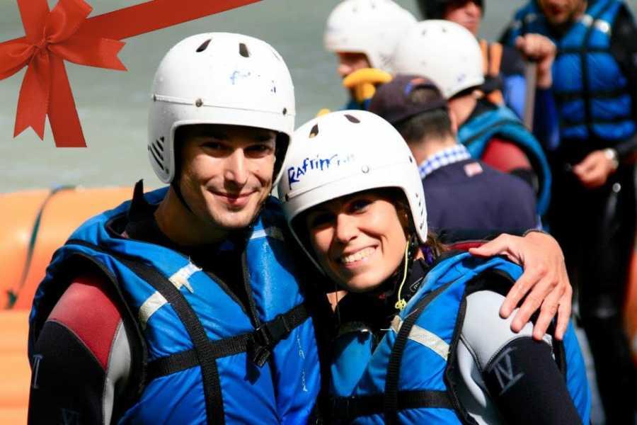 "Rafting.it Bon Cadeau ""Sportifs"""