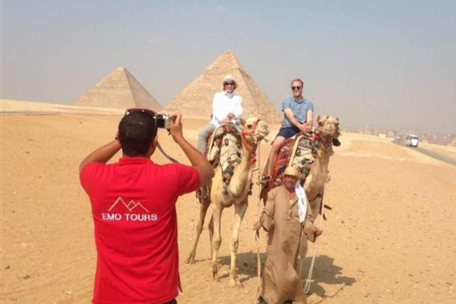 EMO TOURS EGYPT Trip from Cairo airport to great pyramids Sphinx Citadel and Old Cairo