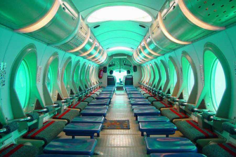 Marsa alam tours Sindbad submarine tour from Hurghada