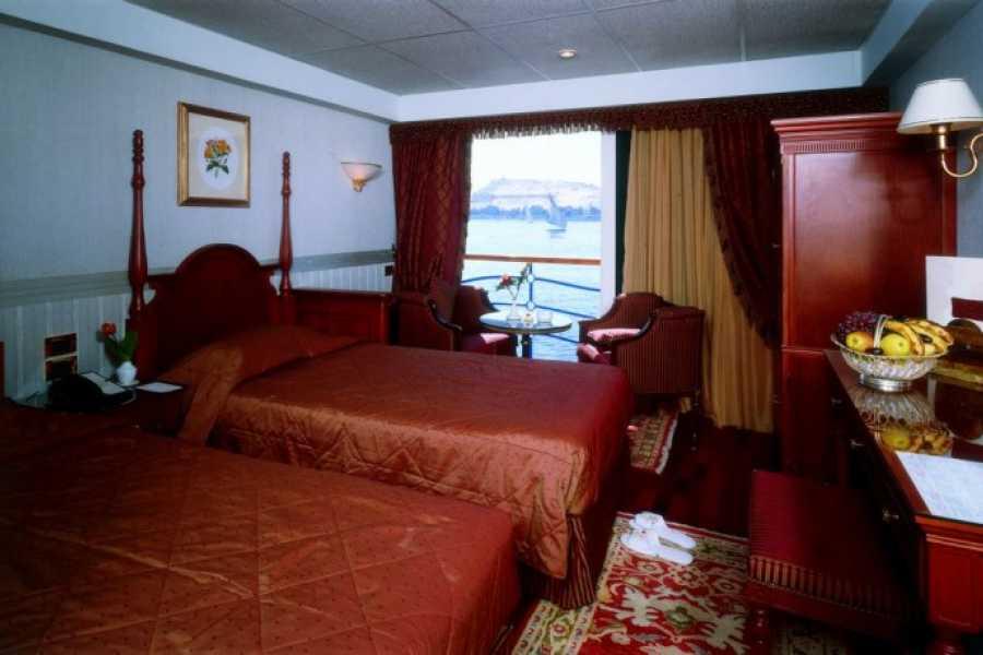 Marsa alam tours 4 days Nile Cruise from Hurghada