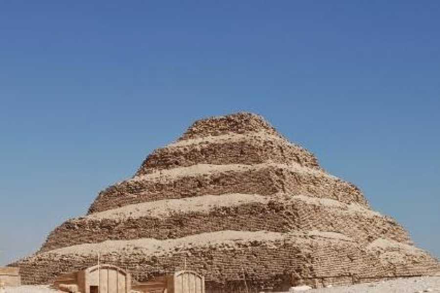 EMO TOURS EGYPT Cairo Day Tour to Memphis Sakkara & Dahshur Pyramids
