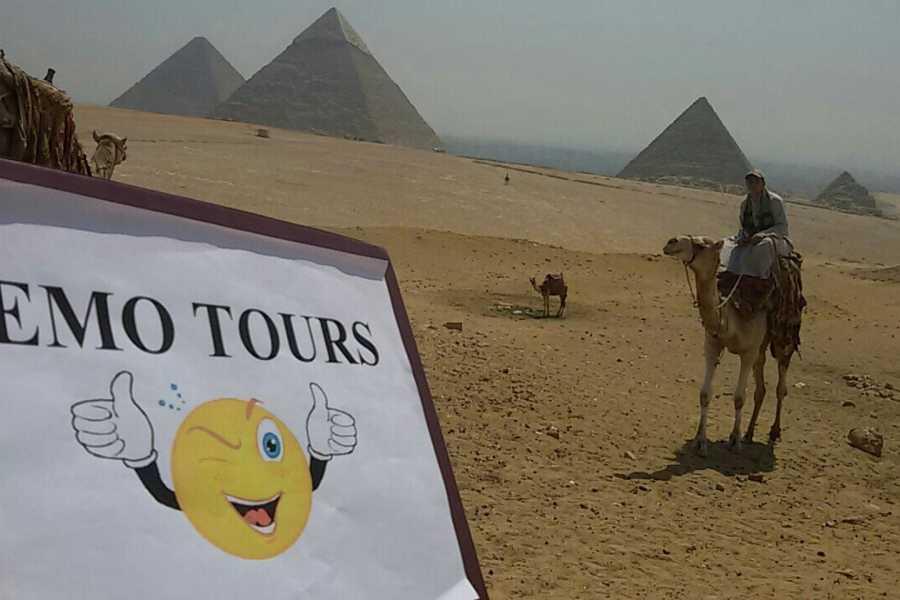 EMO TOURS EGYPT Cairo Layover Tours Visit Giza Pyramids Memphis Sakkara Dahshur Pyramids & Bazaar