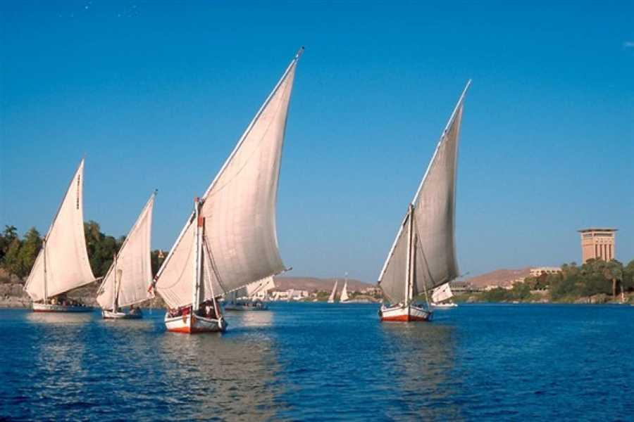 EMO TOURS EGYPT Cairo Sailing trips on the River Nile by Felucca Boat