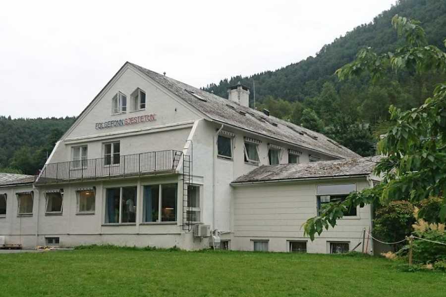 Juklafjord -Jondal Tourist Information Folgefonn Gjestetun