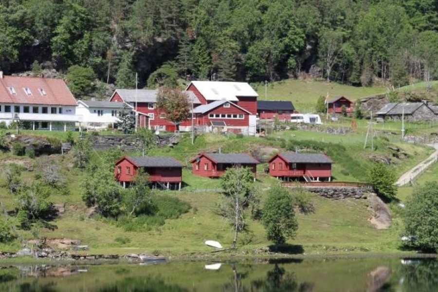 Juklafjord -Jondal Tourist Information Vassel Gård