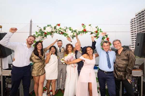 SabaiCruise Private Wedding Cruise
