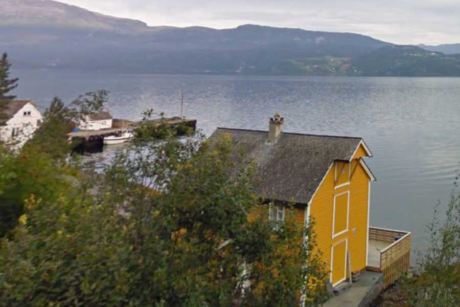 Juklafjord -Jondal Tourist Information Sjøhuset – Solesnes