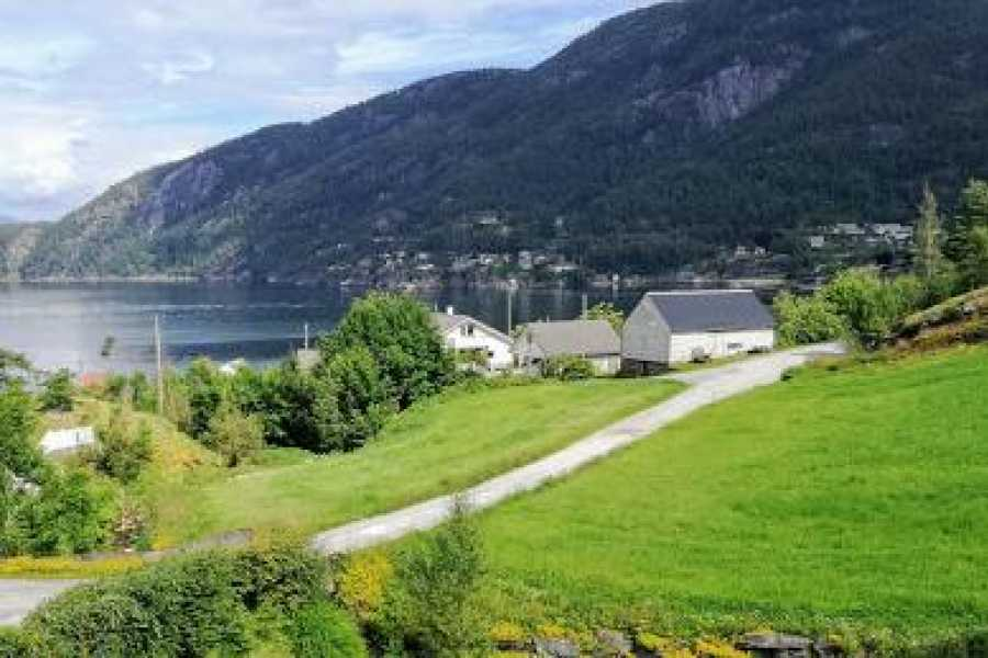 Juklafjord -Jondal Tourist Information Villa Alpina Jondal
