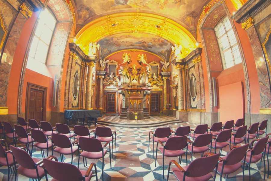 Turistico s.r.o. Classic concert in Clementinum