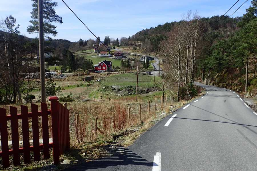 Rogaland Aktiv as Biking along the country side