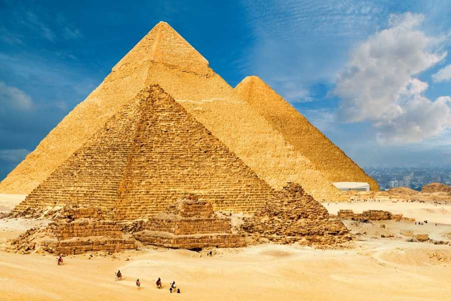 EMO TOURS EGYPT Cairo private guided day tour to Giza Pyramids and Sphinx