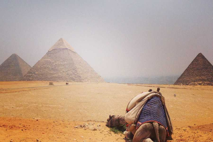 EMO TOURS EGYPT Cairo top attractions visit Giza Pyramids and Sphinx