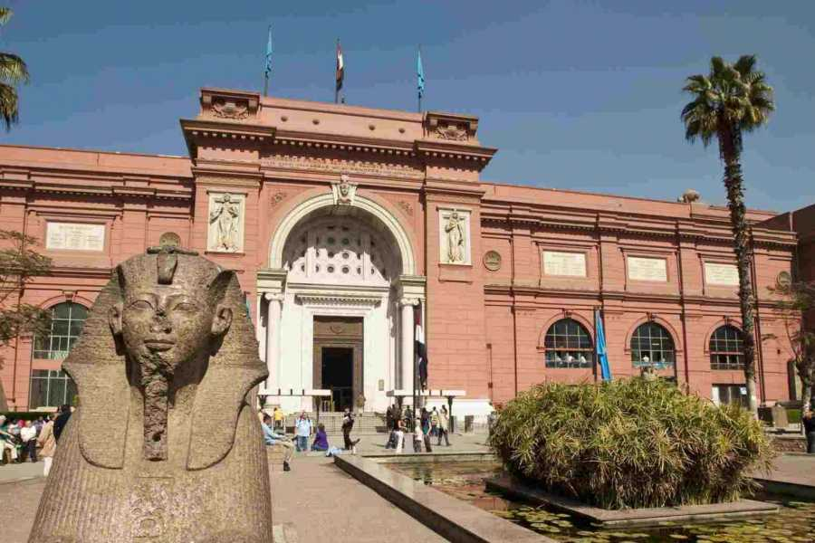 EMO TOURS EGYPT Cairo top tour visit Egyptian Museum