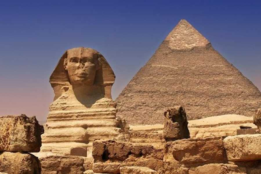 EMO TOURS EGYPT Day Tour to Giza Pyramids Egyptian Museum and Khan Khalili Bazaar