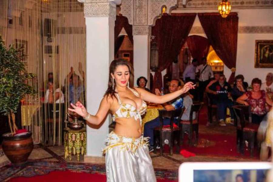 EMO TOURS EGYPT Dinner Cruise On the Nile with Belly Dancing Show