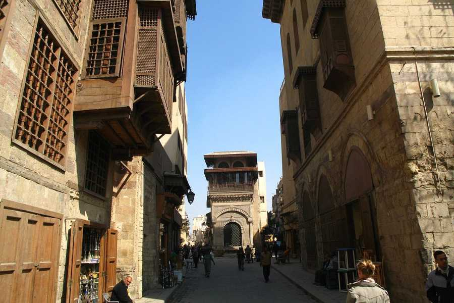 EMO TOURS EGYPT Full Day Tour Visiting Coptic and Islamic Cairo