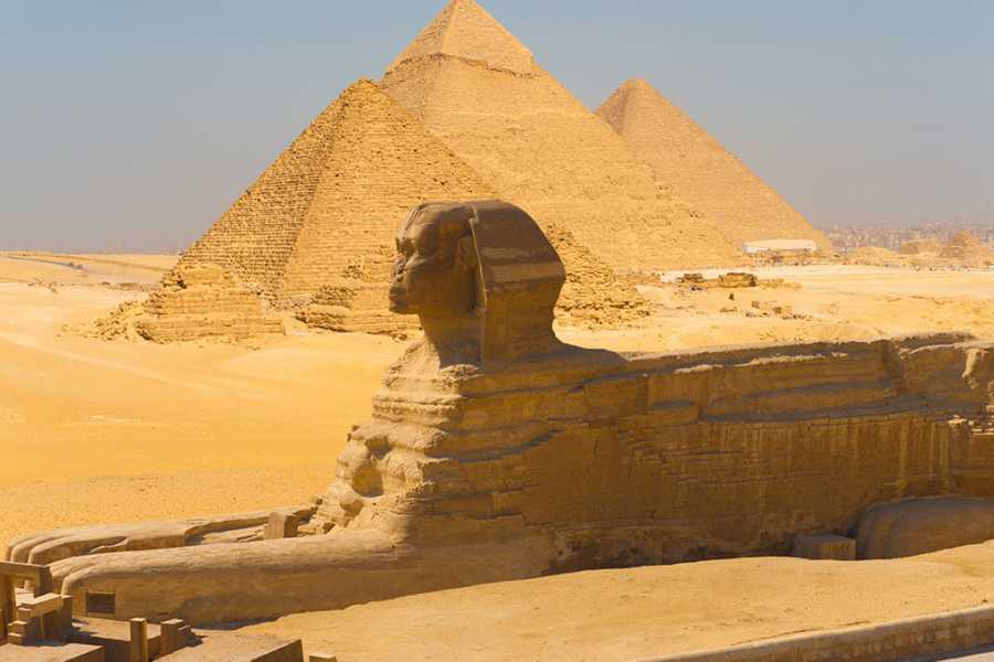 EMO TOURS EGYPT Full-Day Tour from Cairo: Giza Pyramids, Sphinx, Memphis, and Saqqara
