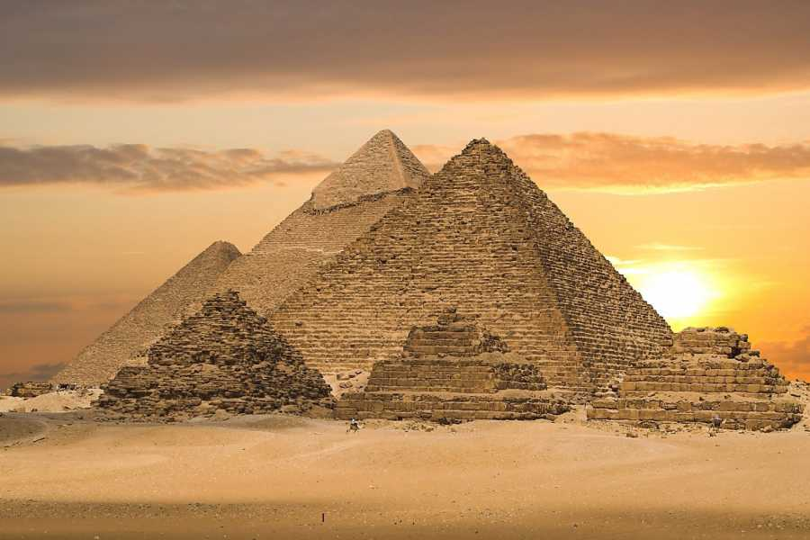EMO TOURS EGYPT Giza Pyramids Private Guided Cairo Half-Day Tour