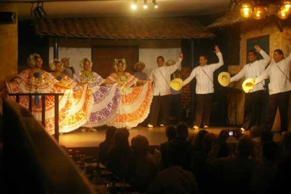 Aventuras 2000 Dinner and Folkloric Show