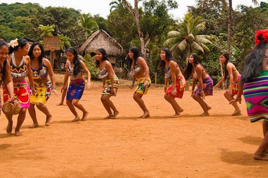 Aventuras 2000 Embera Indian Culture Tour