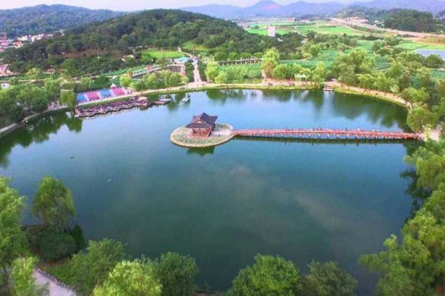 Kim's Travel SP 04 Buyeo Tour (UNESCO, Baekje Kingdom) Special Offer Tour