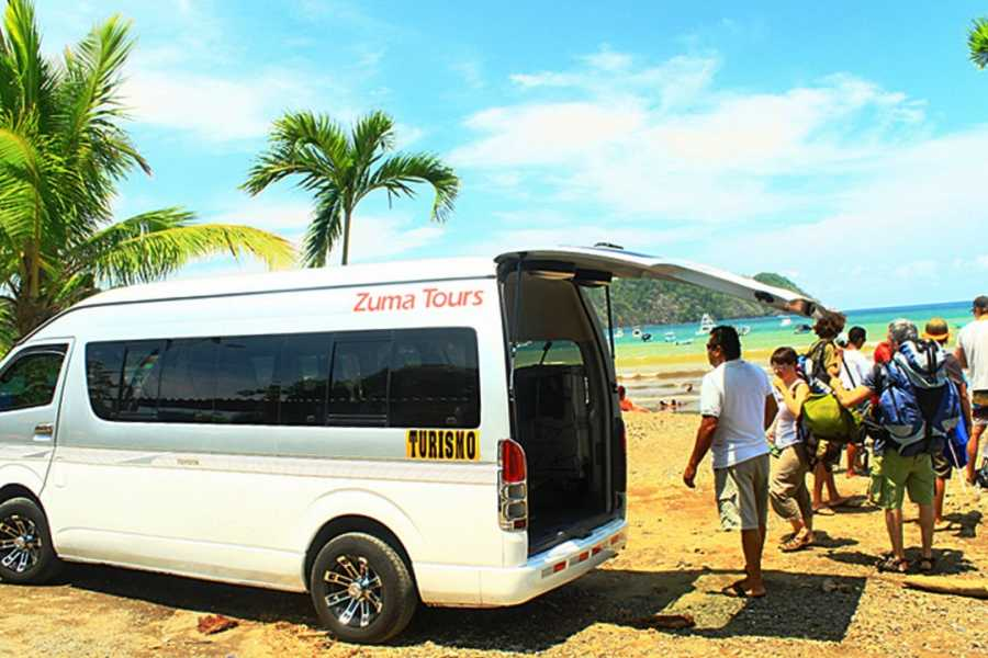 Uvita Information Center Jaco and Montezuma Taxi Boat & Shuttle Services