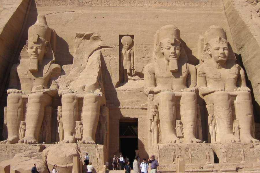 Marsa alam tours 2 day trip to Luxor Aswan and Abu Simbel Makadi