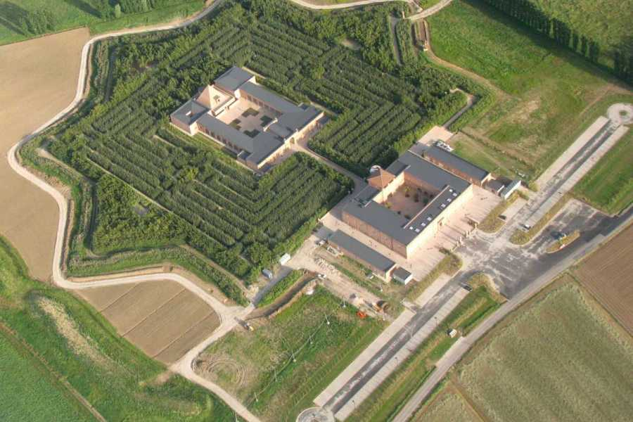 Parma Point Masone Maze and Fontanellato Stronghold