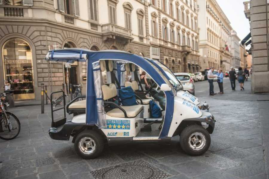 ACCORD Italy Smart Tours & Experiences ESSENTIAL TOUR IN AUTO ELETTRICA