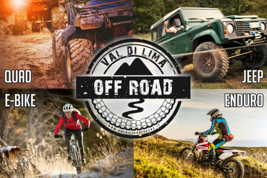 Lucca Adventure Sport VAL DI LIMA OFF ROAD