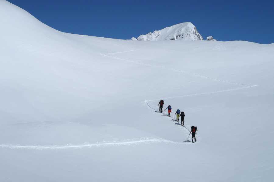 Turistično društvo in Center gorskega vodništva Triglav Ski Touring Traverse