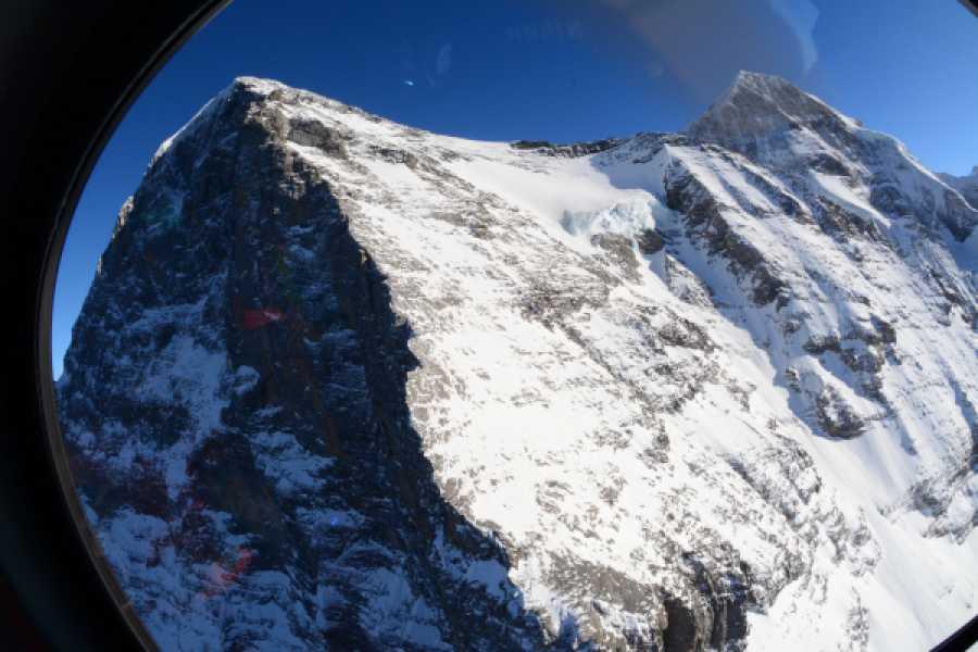 Skydive Interlaken Original Eiger Jump Grindelwald