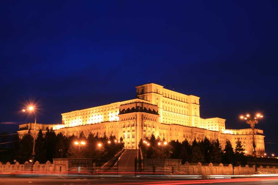TravelMaker Bucharest by Night - shared - 1.5 hours