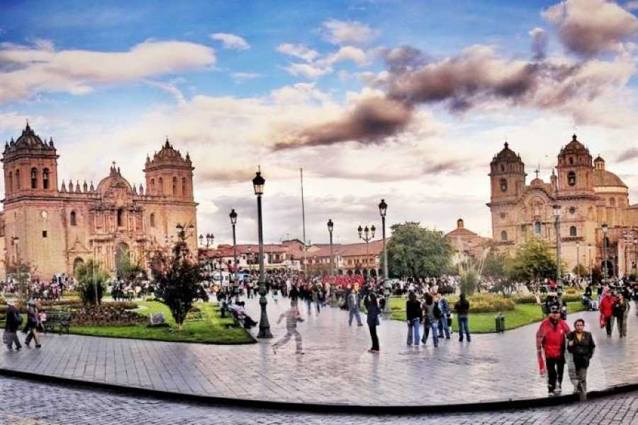 Conde Travel City Tour Cusco