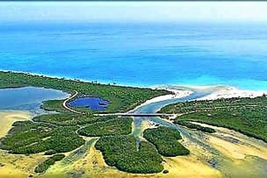 VIAJERO MEXICO Sian Kaan Nationalpark mit dem Motorboot nach Punta Allen