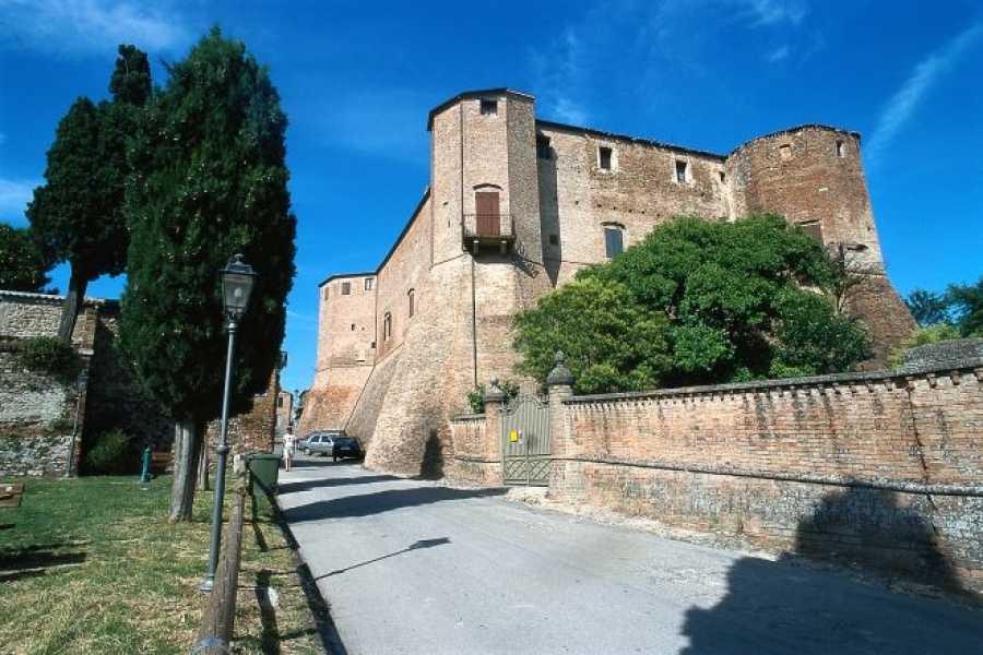 Rimini Reservation Besichtigung Der Burg Von Santarcangelo