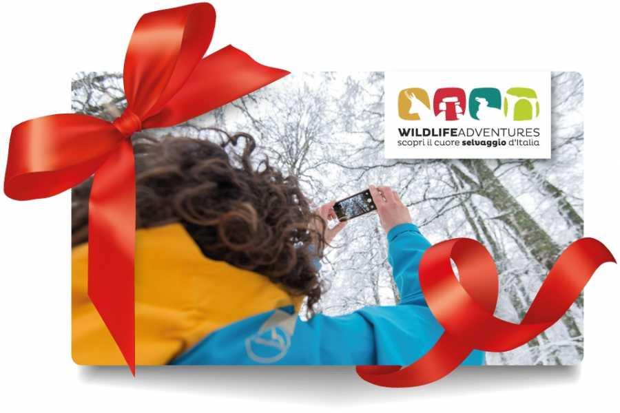 Wildlife Adventures Gift card € 50,00