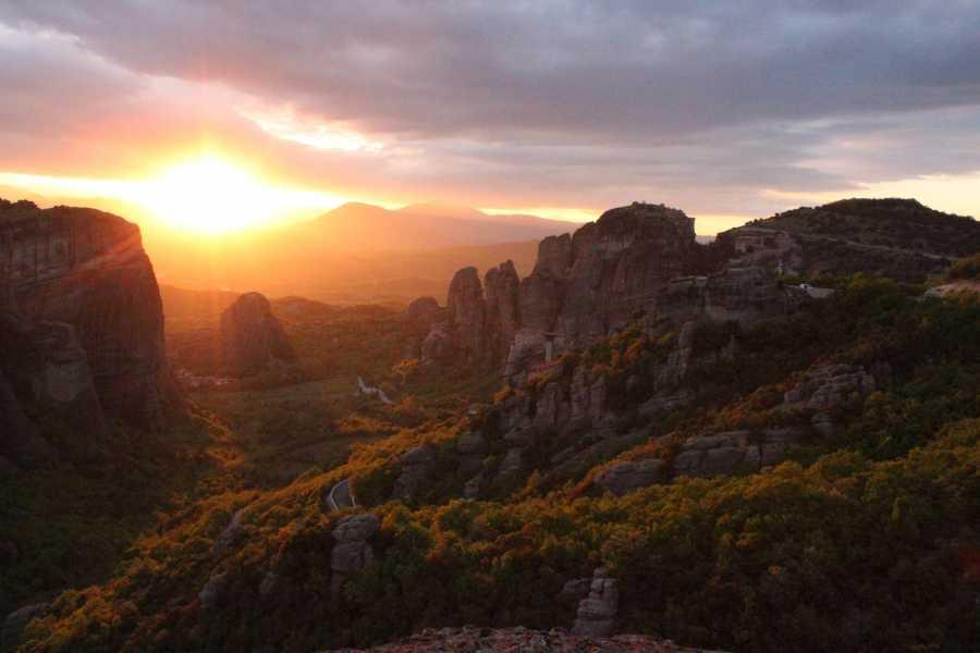Visit Meteora Private Meteora Sunset Tour