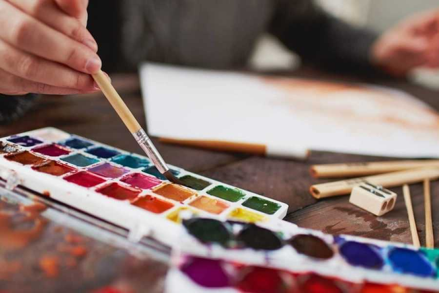 VERONALITY Watercolor Painting Class