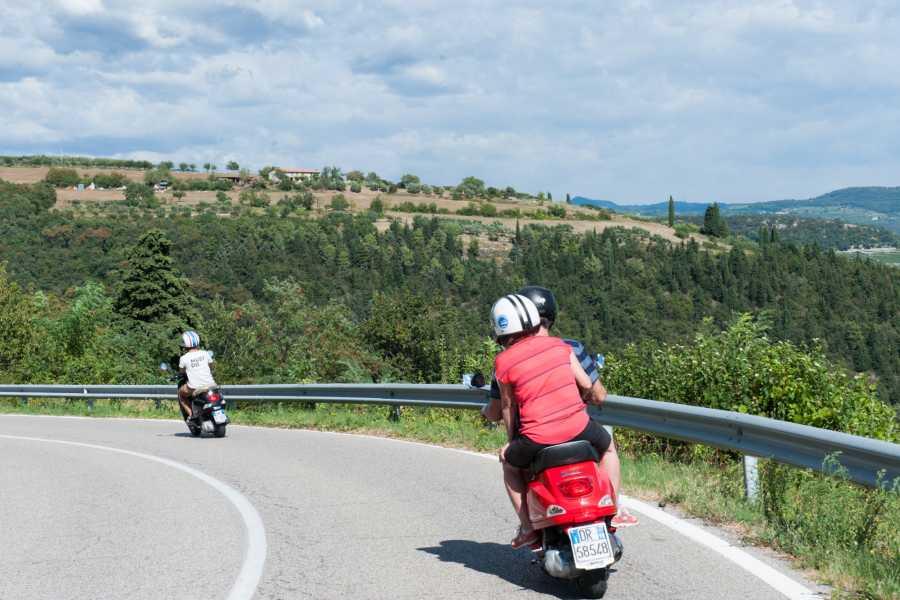 VERONALITY Lake Garda Vespa Tour