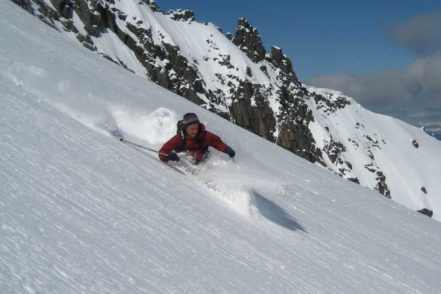 Gloppen Aktiv Avalanche course - 3 days - January 11th - 13th